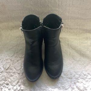 Street wear society black boots